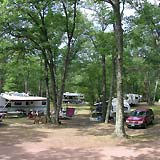lake chippewa campground photos
